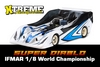 Carrosserie Xtreme SUPER-DIABLO Light precut MRX-5-6-6R