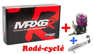 Mugen MRX-6R (version 2018) + Moteur Novarossi Mephisto Rodé-cyclé + EFRA  2015