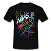 T-SHIRT NDS-TECH Noir (XL)